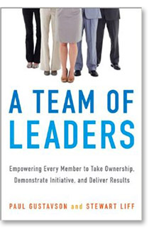 a-team-of-leaders-book-icon