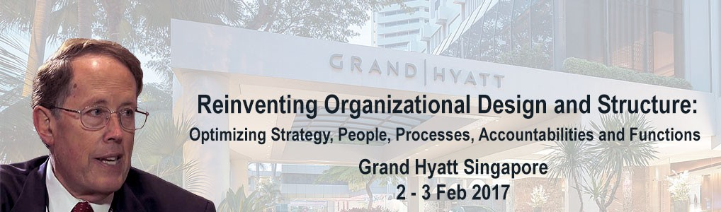Workshop: Reinventing Organizational Design and Structure
